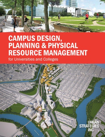 College and University Planning by Urban Strategies Inc - issuu