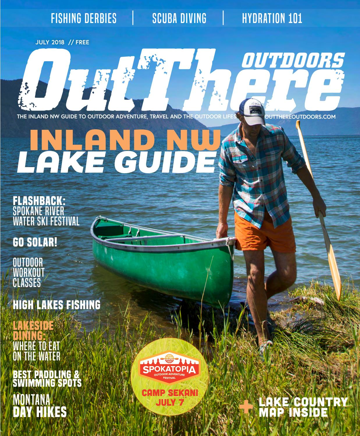 July 2018 / Out There Outdoors by Out There Outdoors - issuu