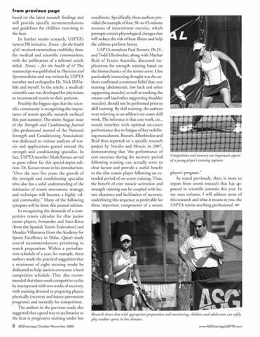 Page 10 of USPTA Little Tennis offers pathway to success in advanced competition