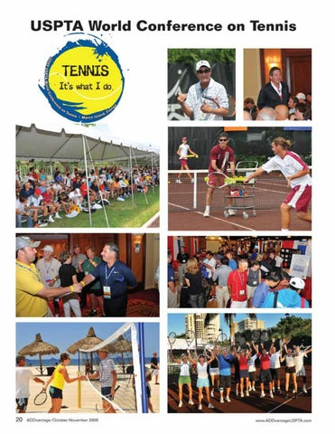 Page 22 of 2009 USPTA World Conference
