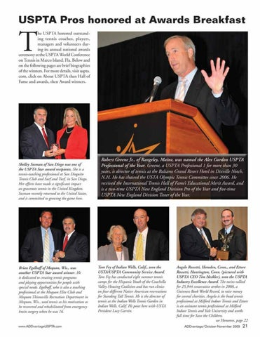 Page 23 of 2009 USPTA World Conference