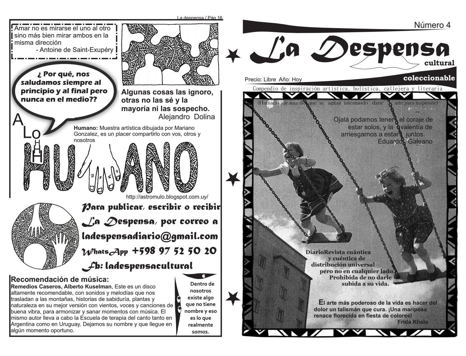 31a6807b9 La despensa N° 4 by ladespensadiario - issuu