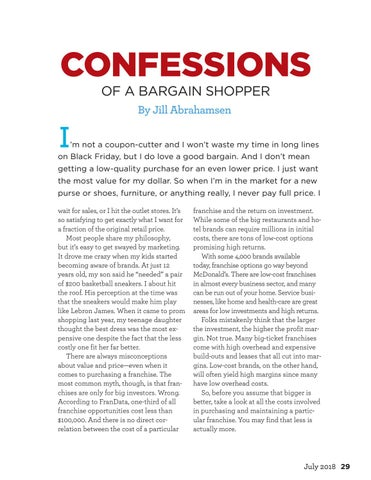 Page 29 of Confessions of a Bargain Shopper