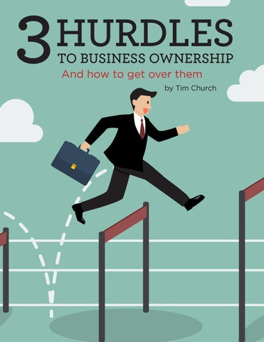Page 52 of 3 Hurdles to Business Ownership