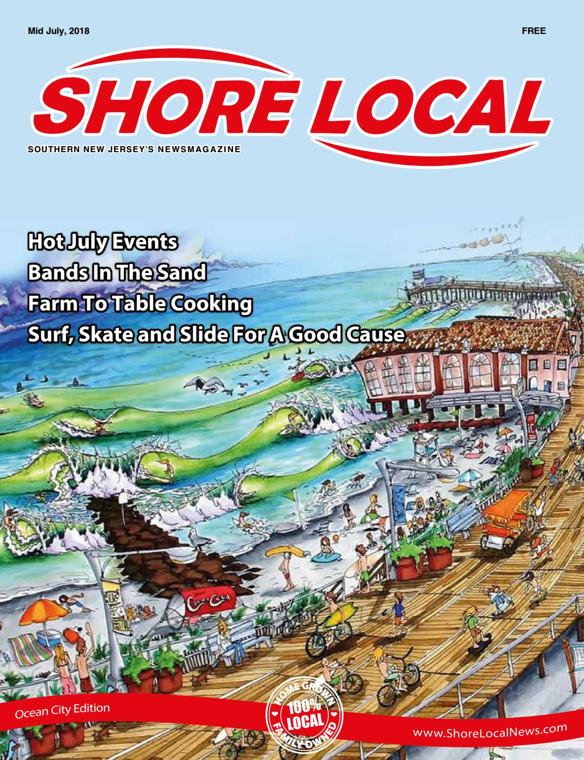 Shore Local Ocean City July 12 18 2018 By Mike Kurov Issuu