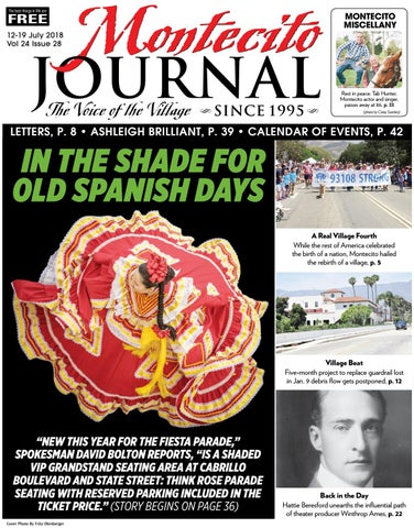 593f2f4fd5 In the Shade for Old Spanish Days by Montecito Journal - issuu