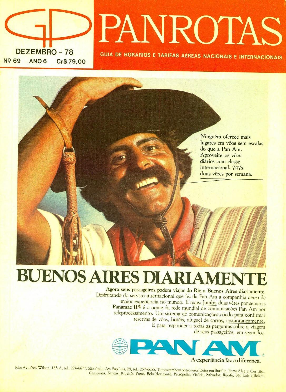 Guia PANROTAS - Edição 69 - Dezembro 1978 by PANROTAS Editora - issuu 48e6946b28b1d
