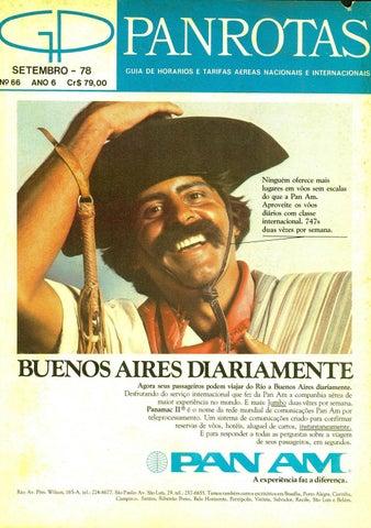 71e706d42 Guia PANROTAS - Edição 174 - Setembro/1987 by PANROTAS Editora - issuu