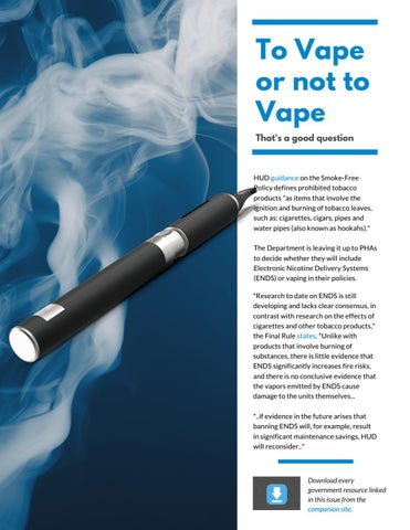 Page 9 of To Vape or Not to Vape?