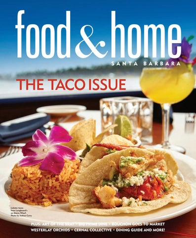 Food Home Magazine Summer 2018 By City Creative Group