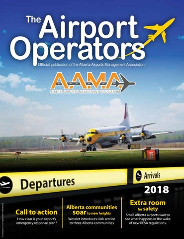 The Airport Operators by DEL Communications Inc. - issuu