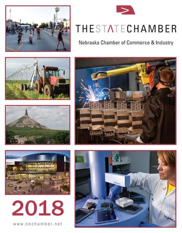 Nebraska IL Chamber Guide 2017 by Town Square Publications 0484c5fb9c147