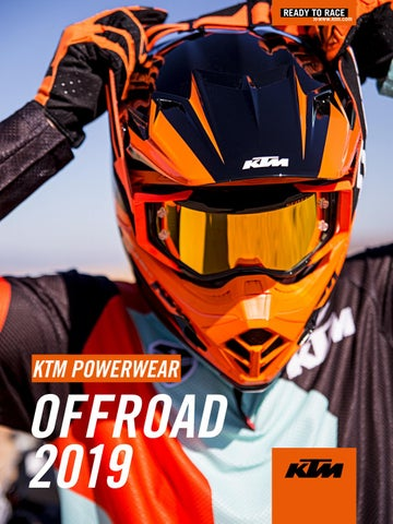 59c59924792 KTM PowerWear Offroad Catalog 2019 USA by KTM GROUP - issuu