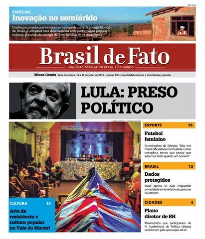 PDF da edição 242 do Brasil de Fato MG by Brasil de Fato MG - issuu 1995b3566f6b9