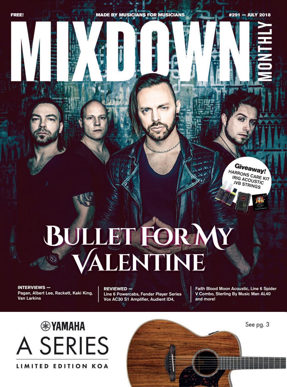 Mixdown Magazine 291 By Furst Media Issuu