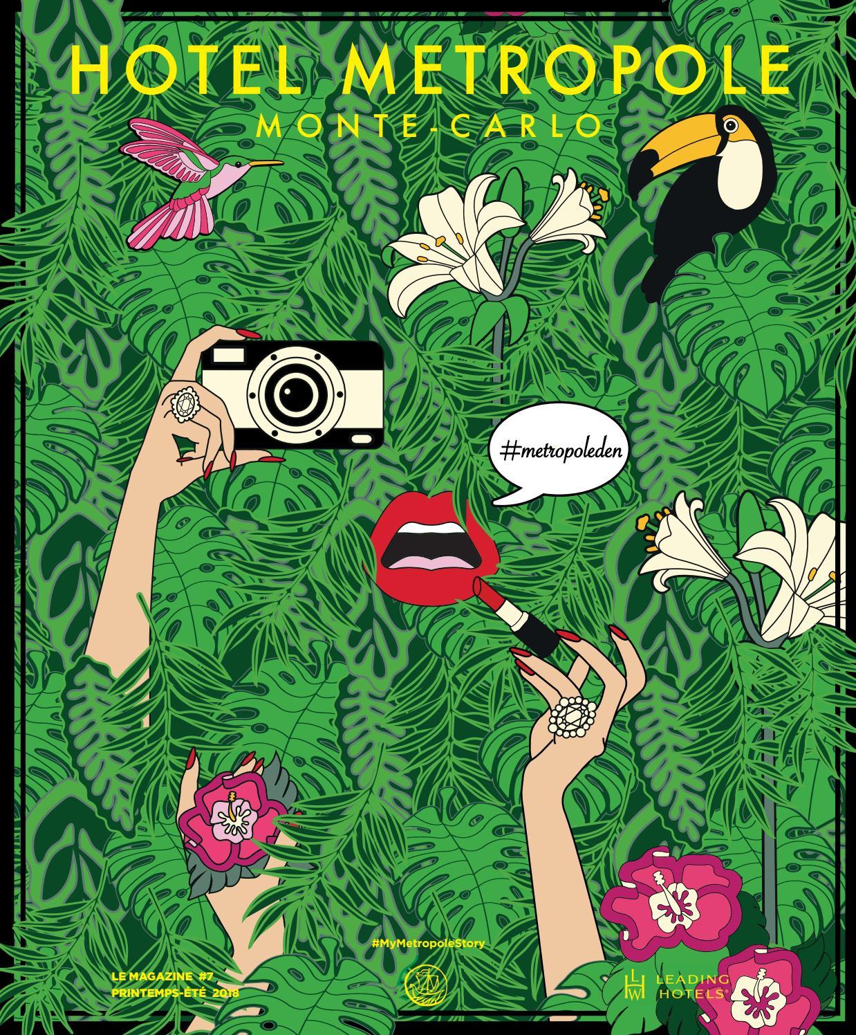 Metropole Mai 2018 by Riviera Magazine - issuu f785597dfae