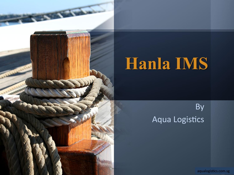 Hanlas IMS