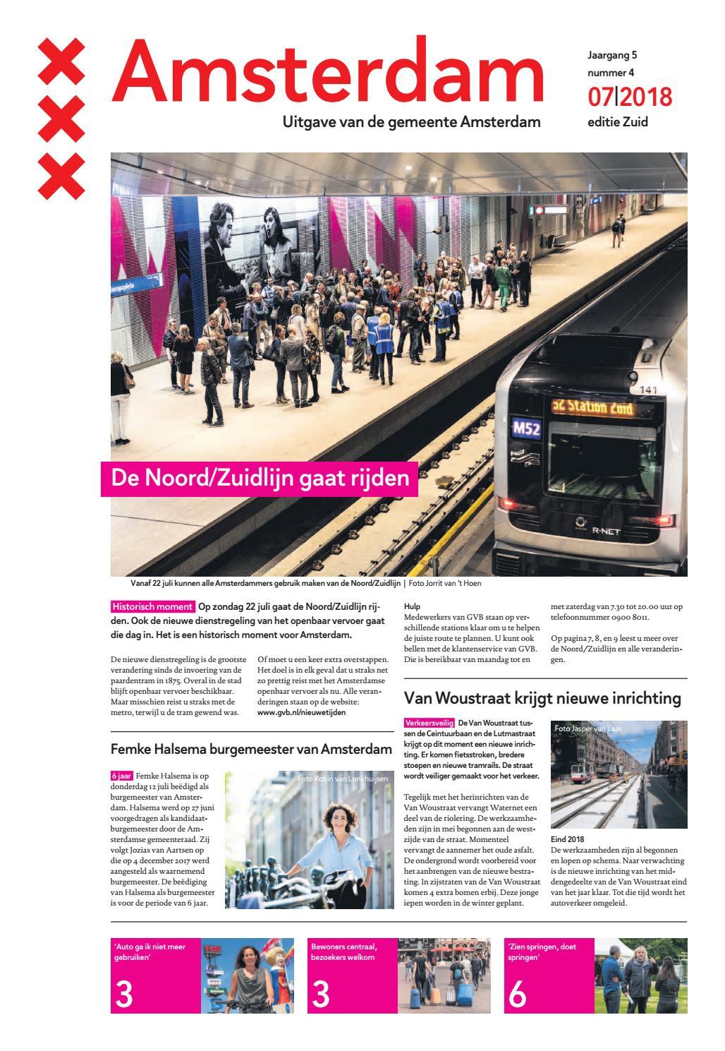 Zuid 16 juli 2018 by Movement issuu