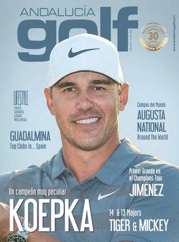 47d85c96e1055 Revista Andalucía Golf   España Golf  246 by andalucia golf - issuu