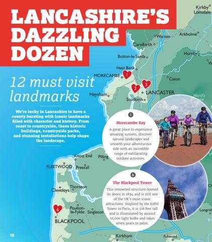 Page 18 of Lancashire's Dazzling Dozen