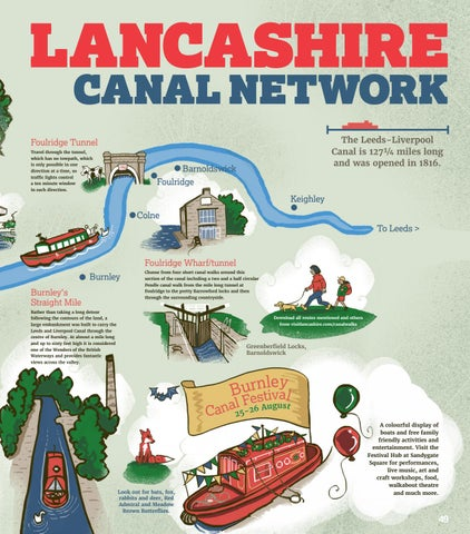 Page 49 of Lancashire Canal Network