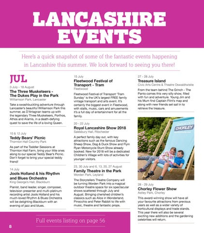 Page 8 of Key events