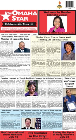 5826a82f3467 Vol. 80 - No. 14 by The Omaha Star - issuu
