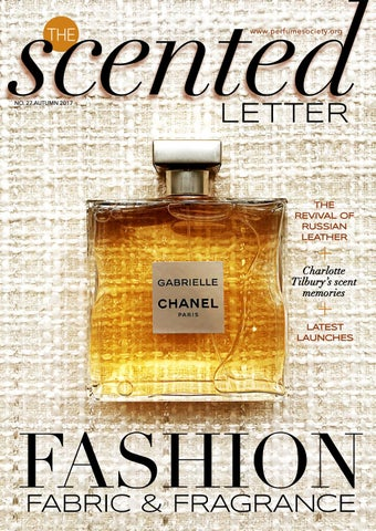 3e29ece3087b The Scented Letter - Issue 27 - Fashion