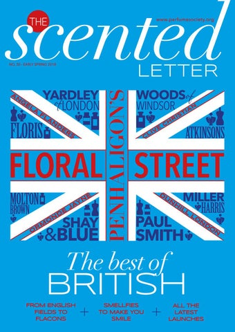 223b2388c The Scented Letter - Issue 30 - The Best of British by The Perfume ...