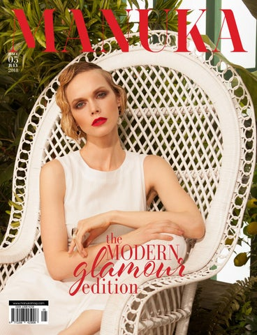 Page 1 of The Modern Glamour Edition