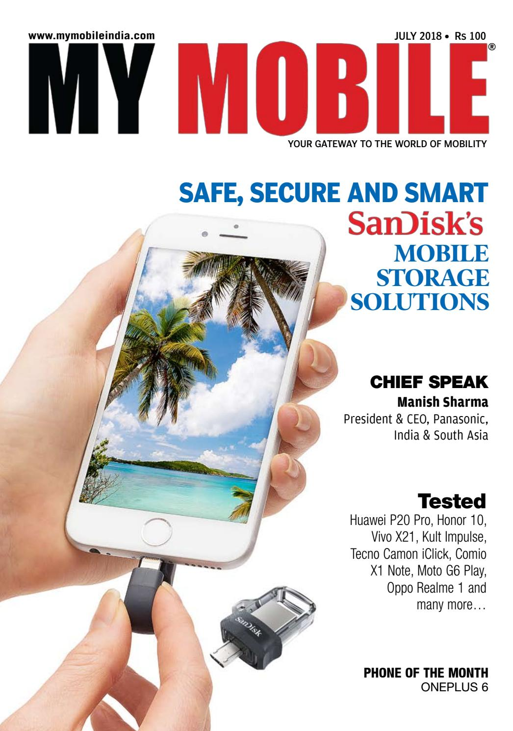 MY Mobile July 2018 by My Mobile - issuu