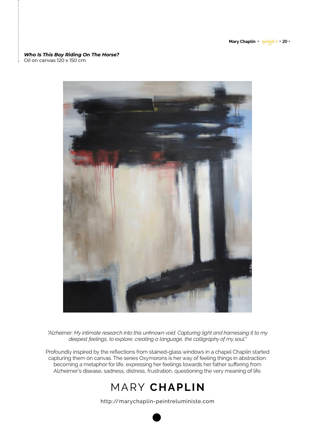 Spotlight - Contemporary Art Magazine | 9 by Circle Foundation - issuu