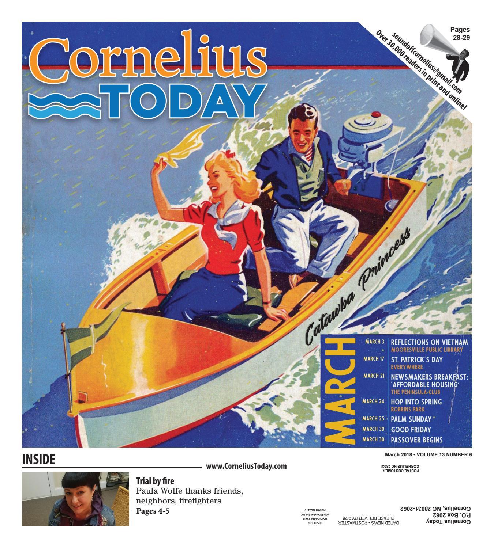 Cornelius Today March 2018 by Business Today Cornelius Today issuu