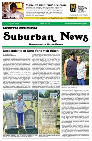 Suburban news north edition july 15 2018 by westside news inc make an inspiring decision whatever your dreams wherever you want to go in life monroe community college can help you get there fandeluxe Gallery