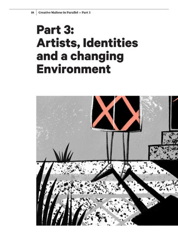 Page 18 of Artists, Identities, and a changing Evironment