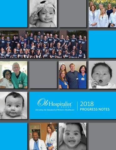 Obhg 2018 progress notes by Ob Hospitalist Group - issuu