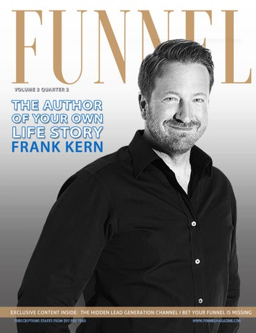e6d3f6ed8d4d Funnel Magazine Volume 2  Quarter 2 by Funnel Magazine™ - issuu