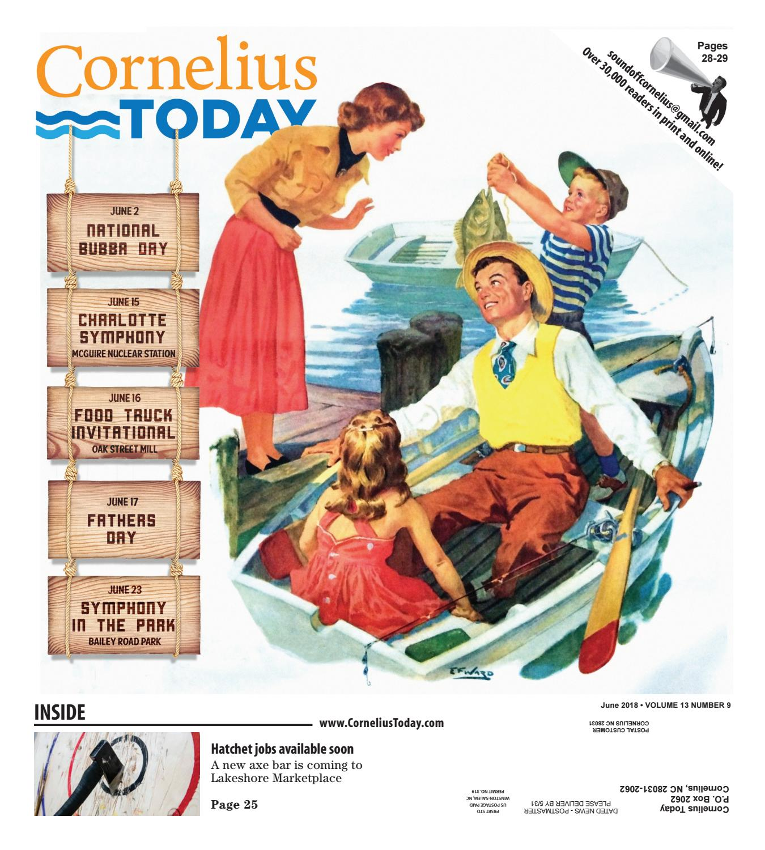 Cornelius Today June 2018 by Business Today Cornelius Today issuu
