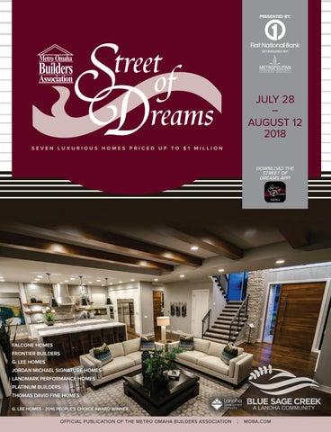 2214d80aea93fe Street of Dreams 2018 by Omaha World-Herald - issuu