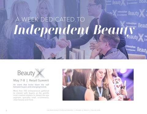 Page 2 of A week of Independent Beauty in Dallas