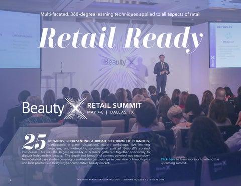 Page 4 of BeautyX Retail Summit