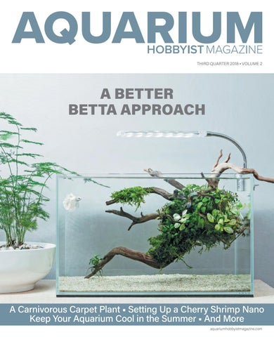 Aquarium Hobbyist Magazine Q3 2018 By Harry Tung Issuu