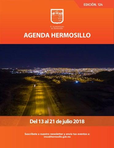 """Cover of """"Aenda Hermosillo #124"""""""