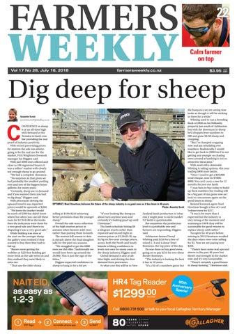 2cbf4d9c284 Farmers Weekly 16 July 2018 by Farmers Weekly NZ - issuu