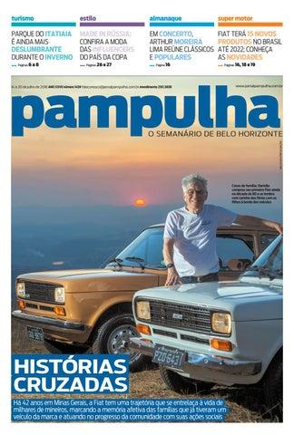 Pampulha - 14 a 20 de julho de 2018 by Tecnologia Sempre Editora - issuu d7e819cf9d1