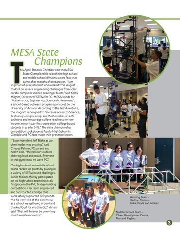 Page 3 of MESA State Champs