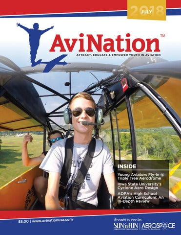 AviNation Magazine July 2018 by AviNation - issuu