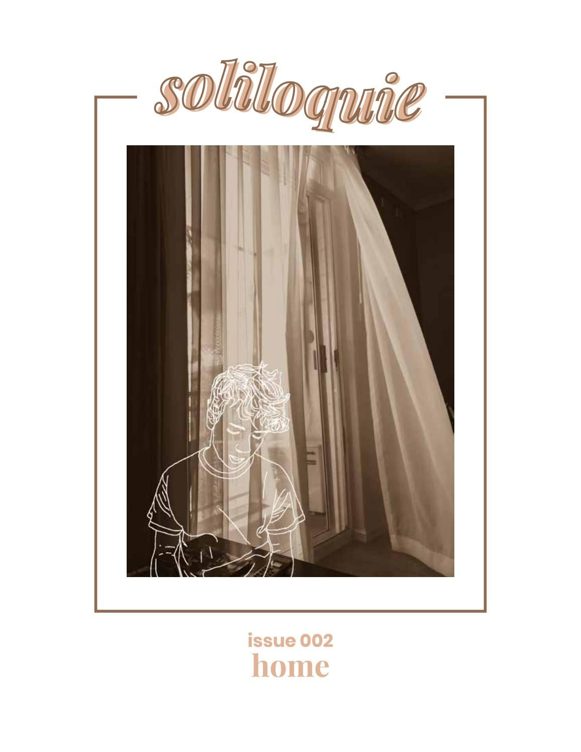 1b262338c13c Soliloquie Magazine Issue 002 by soliloquie magazine - issuu