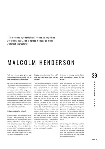 Page 39 of Malcolm Henderson