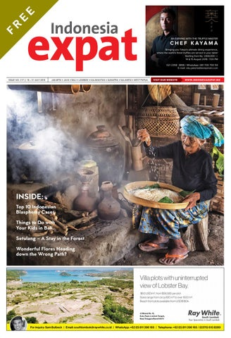 Indonesia Expat - issue 217 by Indonesia Expat - issuu